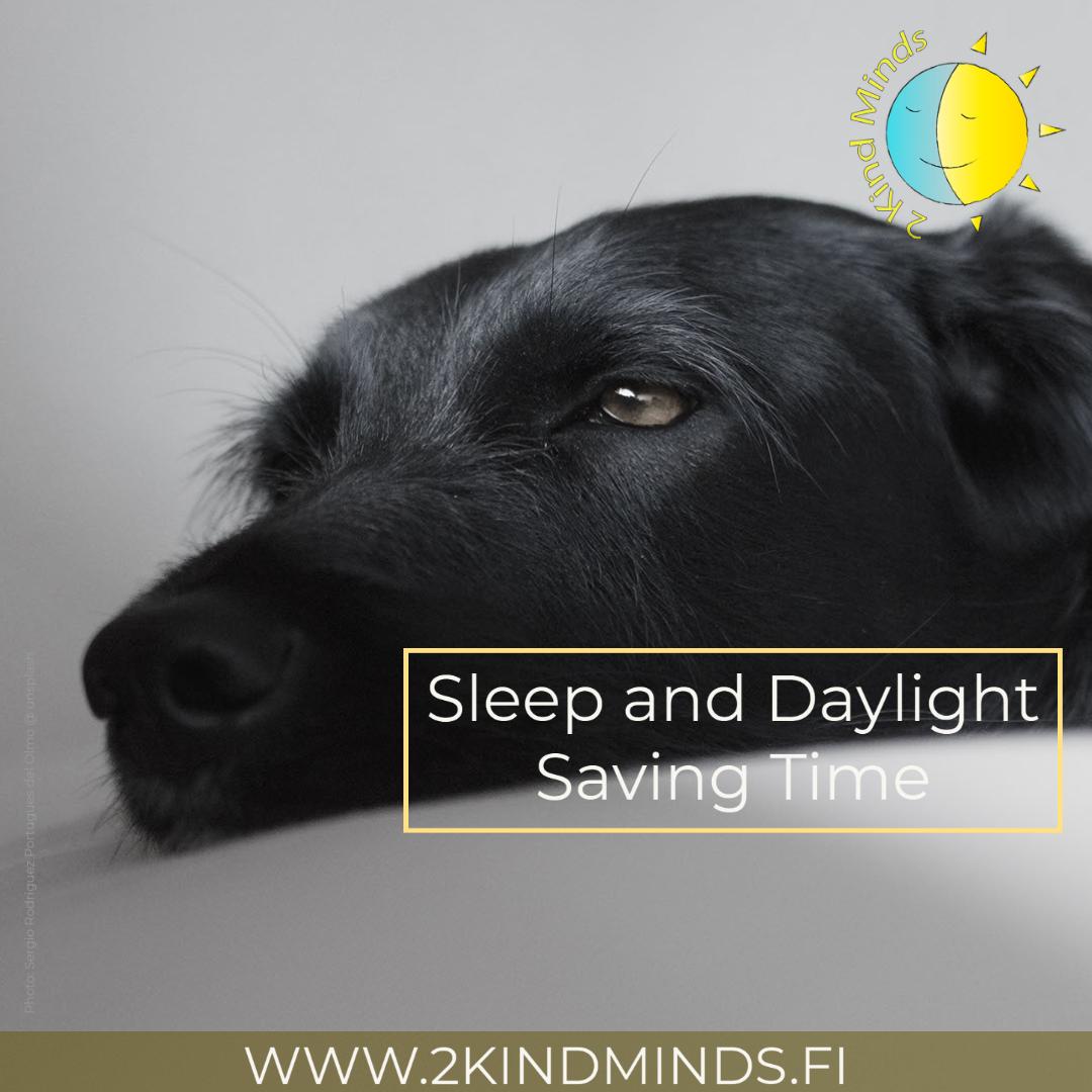 Sleep during Daylight saving time