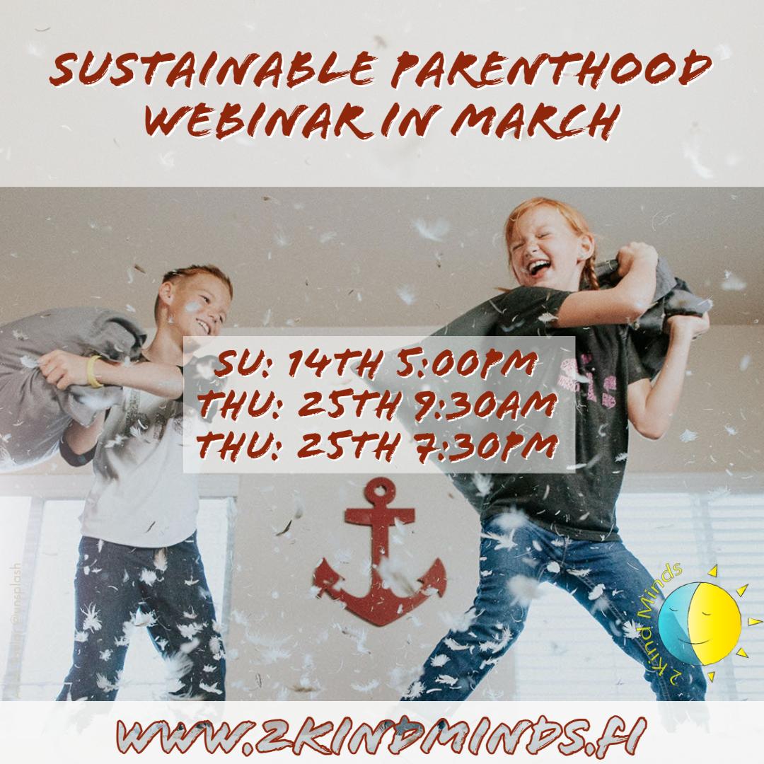 Sustainable Parenthood