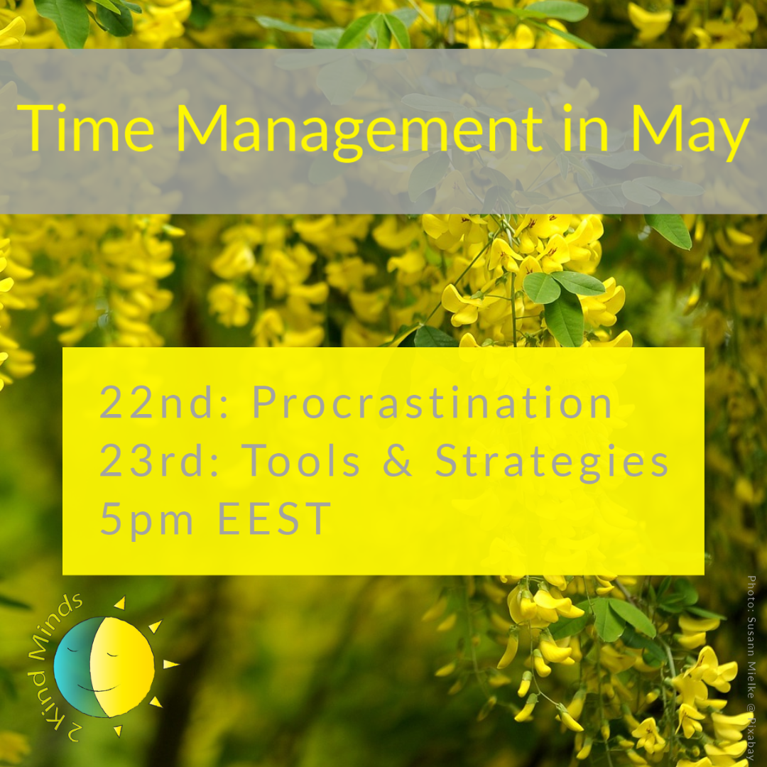 Time Management - Weekend